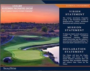 Leisure Investment Properties Group Team Brochure image 1